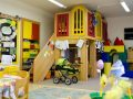 interiér školy
